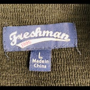 Freshman Jackets & Coats - Freshman Black Jacket